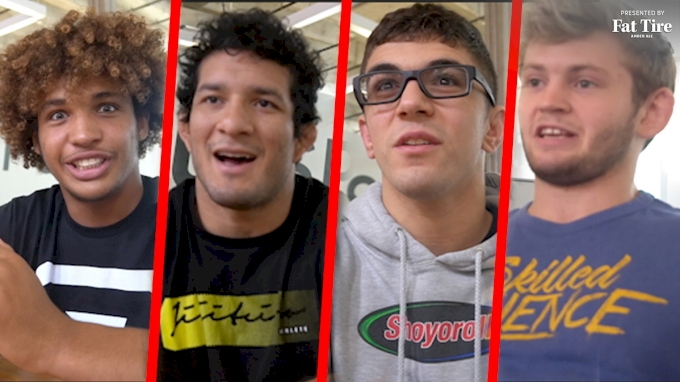picture of Road to ADCC Media Day Interviews