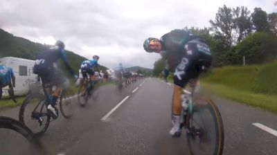 Extended On-Board Highlights: Inside The Peloton On Stage 16