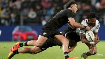 Replay: Fiji vs New Zealand All Blacks