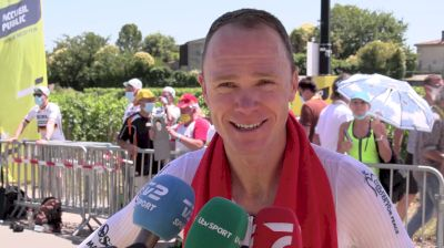 Froome: 'It's Been Good Fun'