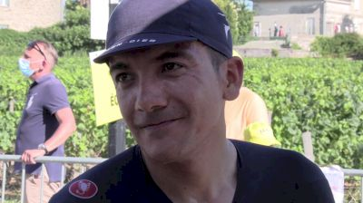 Richard Carapaz: 'This Race Was Very Hard For Me' - Stage 20 At The 2021 Tour De France (SPANISH)