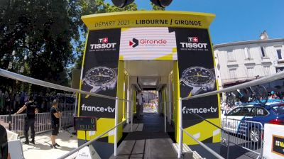 On-Board Highlights: The Final TT  - Stage 20 Of The 2021 Tour De France
