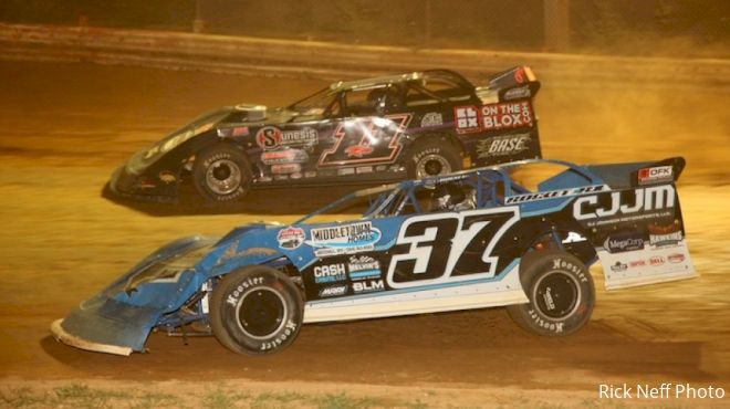 Rice Regrets Scrape But Savors Beckley Southern Nationals Payday