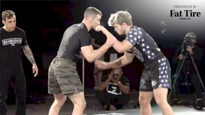 Nicky Ryan vs Dante Leon 2021 FloGrappling Road to ADCC