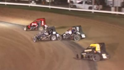 Highlights | USAC Midwest Midget Championship Saturday at Jefferson Co.