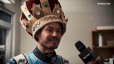 Kyle Larson Reigns In 37th Kings Royal At Eldora Speedway