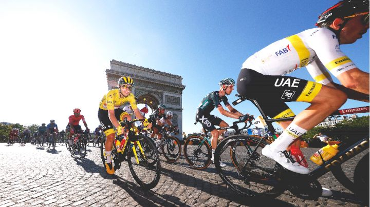 Watch In Canada: 2021 Tour de France Stage 21 Extended Highlights