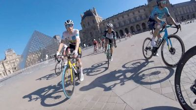 On-Board Highlights: Sprinting Into Paris On Stage 21 Of The 2021 Tour De France