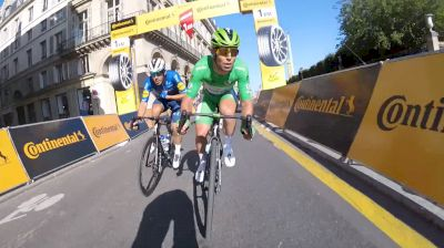 Extended On-Board Highlights: Inside The Peloton On Stage 21