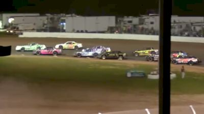 Feature Replay | IMCA Stock Cars at Luxemburg