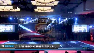 San Antonio Spirit - Team Royal [2021 L2 Junior - D2 - B Day 3] 2021 ACP Southern National Championship