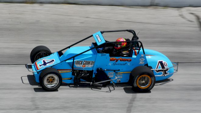 USAC Silver Crown Debuts at Winchester