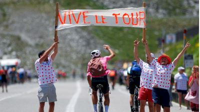 Watch In Canada: 2021 Tour de France Week 3 Extended Highlights