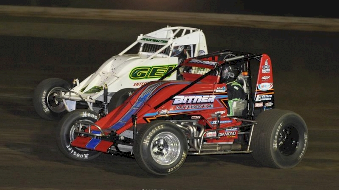 picture of 2021 USAC East Coast Sprints at Georgetown Speedway
