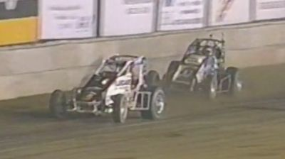 24/7 Replay: USAC Indiana Sprint Week at Terre Haute 7/26/03