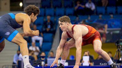 80 kg 1/2 Final - James Mockler Rowley, United States vs Gabriele Niccolini, Italy