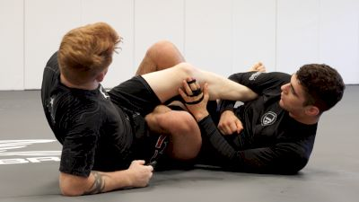 Leg Lock Shootout With Mikey Musumeci