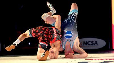 106 lbs Final - Anthony Knox, New Jersey vs Sam Herring, Pennsylvania