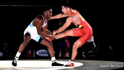 132 lbs Final - Emilio Ysaguirre, Jr., Arizona vs Nasir Bailey, Illinois