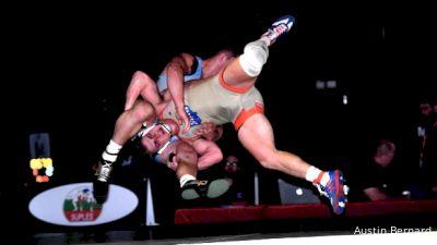 195 lbs Final - Dylan Fishback, Ohio vs Seth Shumate, Ohio