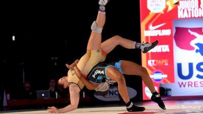 152 lbs Final - Rose Cassioppi, Illinois vs Jasmine Robinson, Texas
