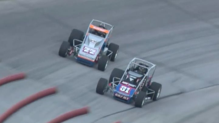 Grant Edges Out Swanson At Winchester