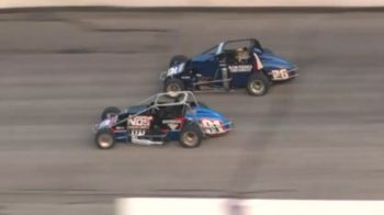 Highlights: USAC Silver Crown Series Winchester Debut