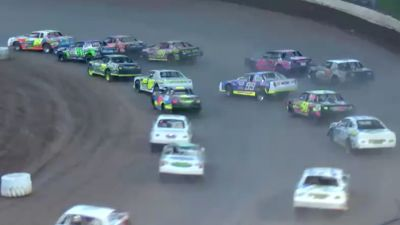 Feature Replay | IMCA King of the Creek at 141 Speedway
