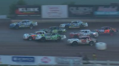 Highlights | King of the Creek at 141 Speedway