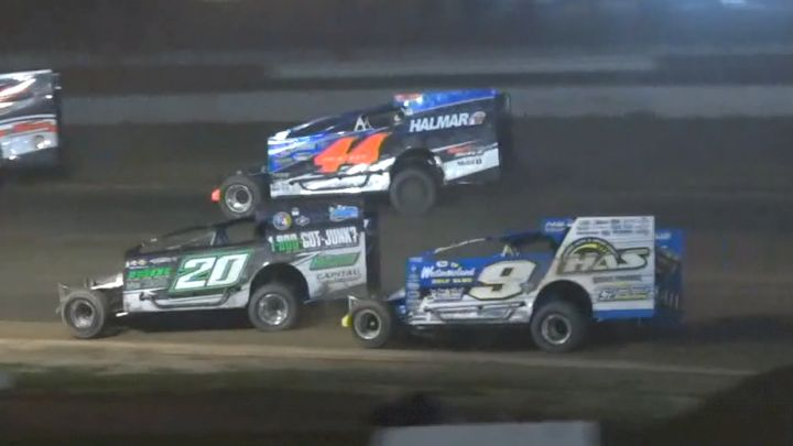 Highlights: STSS 'Richie Evans Remembered 61' At Utica-Rome