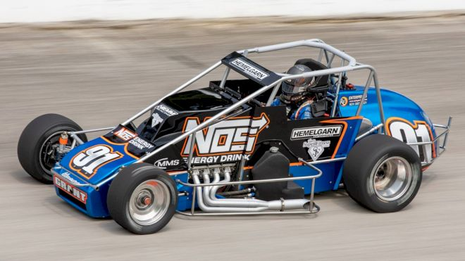Grant Saves Best for Last at Winchester