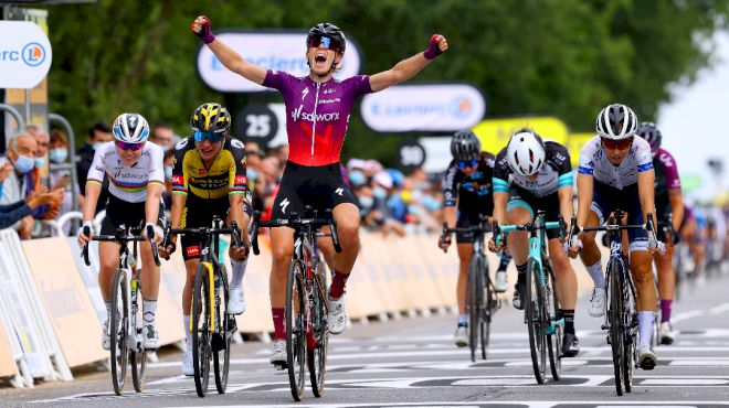 The Tour De France Will Have A Women's Stage Race In 2022
