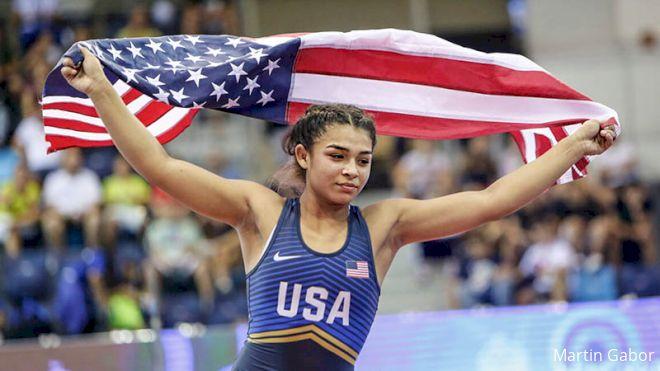 Good As Gold: USA Grabs Cadet Women's World Team Title