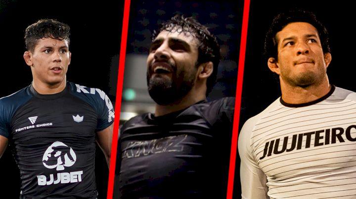 BJJBet No-Gi GP Will Feature Legends & Rising Stars