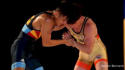 113 lbs Final - Benjamin Aranda, Illinois vs Davian Guanajuato, Arizona