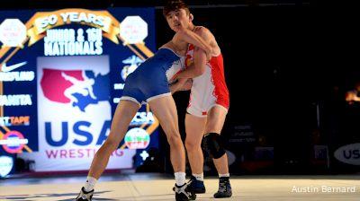 120 lbs Final - Max Black, Colorado vs Jett Strickenberger, Colorado