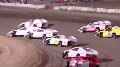 Feature Replay | IMCA Modifieds at Ocean Speedway