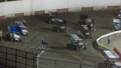 Feature Replay | NARC King of the West at Tulare Thunderbowl Raceway