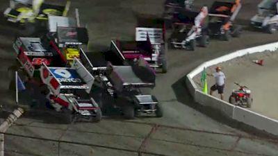 Feature Replay | KoT 360 Sprints at Tulare Thunderbowl Raceway