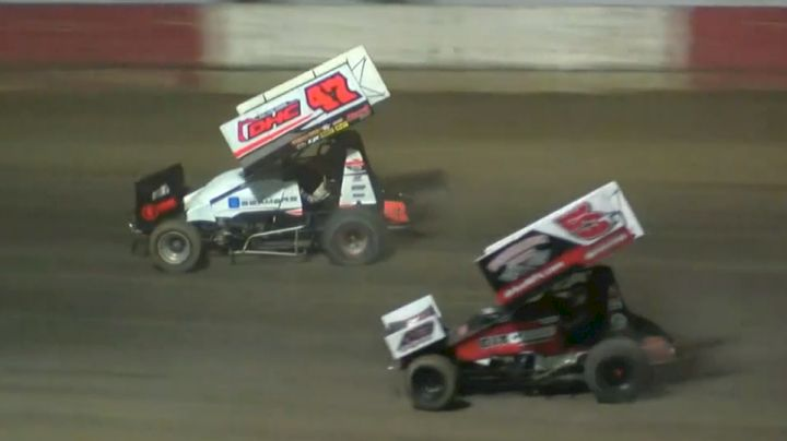 Dale Howard Ends 21-Year ASCS Win Drought