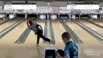 Ciminelli Is Back After Unretiring From PBA Tour