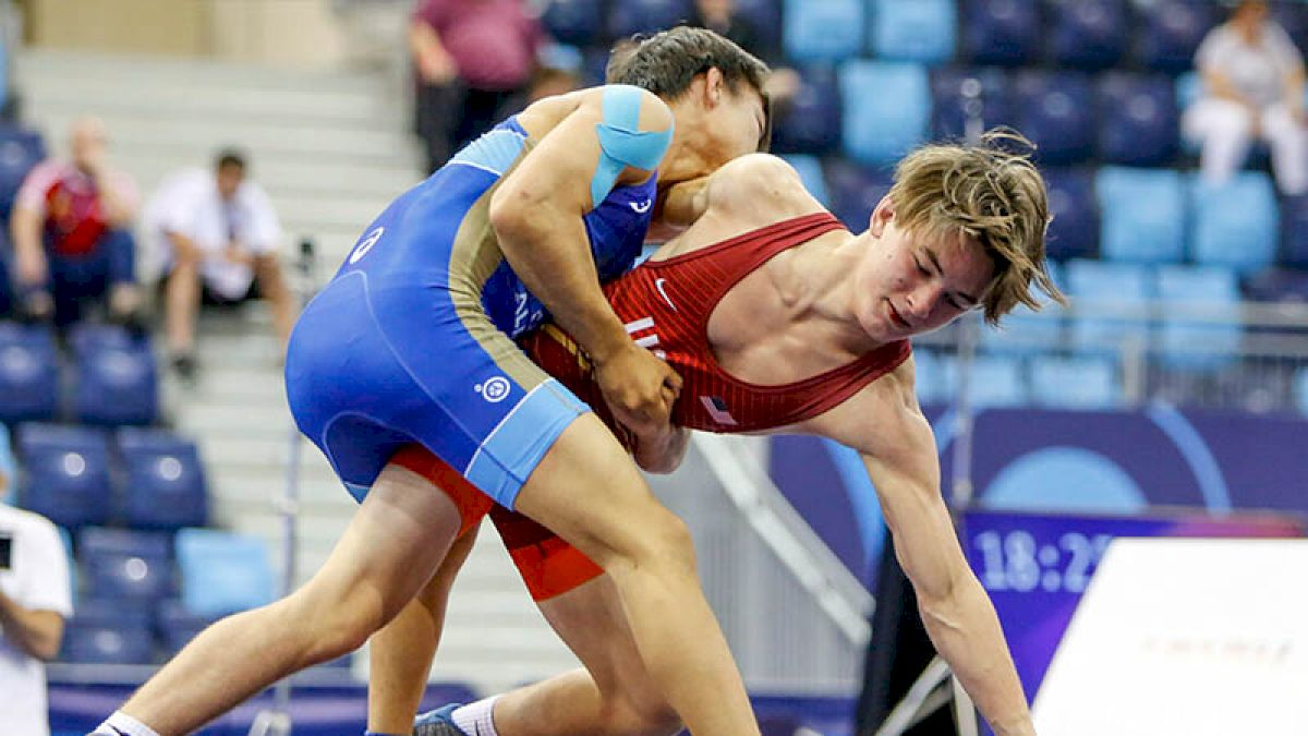 Land Leaves With Cadet Silver As Tourney Ends for USA Greco