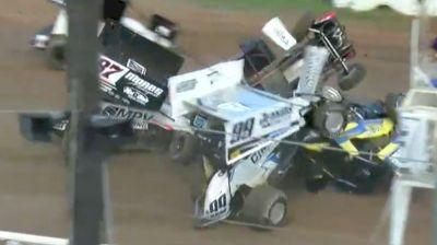 ASCS Triple Flip at I-30 Speedway