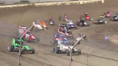 Feature Replay | USAC Indiana Sprint Week at Kokomo