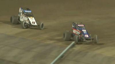 Highlights | USAC Indiana Sprint Week at Kokomo