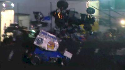 Vicious 305 Sprint Crash at Santa Maria