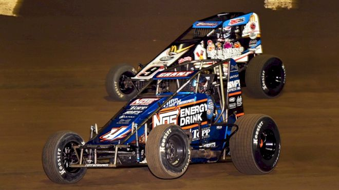 Grant Storms to ISW Victory at Kokomo