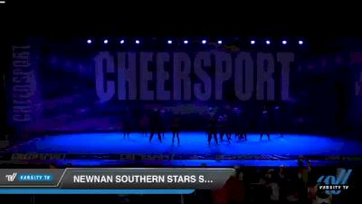 Newnan Southern Stars SUPERSTARS [2021 CheerABILITIES] 2021 CHEERSPORT: Atlanta Grand Championship
