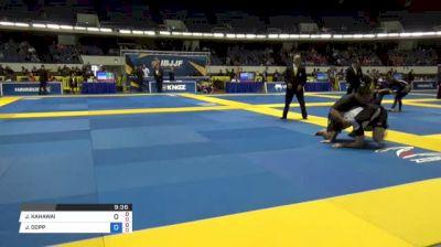 JOSEPH MOKU vs JARED DOPP World IBJJF Jiu-Jitsu No-Gi Championships