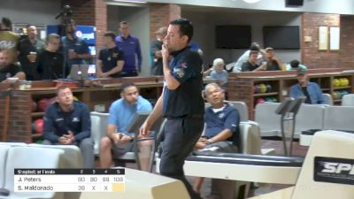 Cruel Sequence Of Events During 2021 PBA Lubbock Sports Open Finals